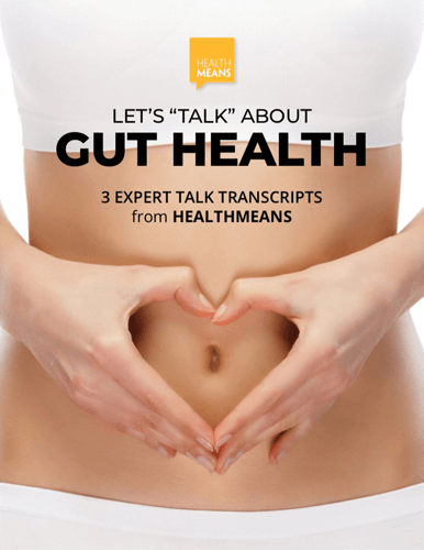 """Let's """"Talk"""" About GUT HEALTH eBook"""
