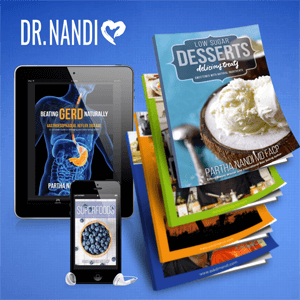 Best of Dr. Nandi's eCookbook & eGuide Library