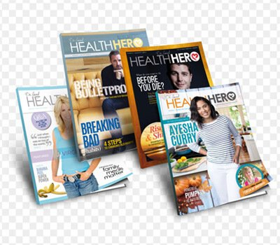 Health Hero Magazine Collection