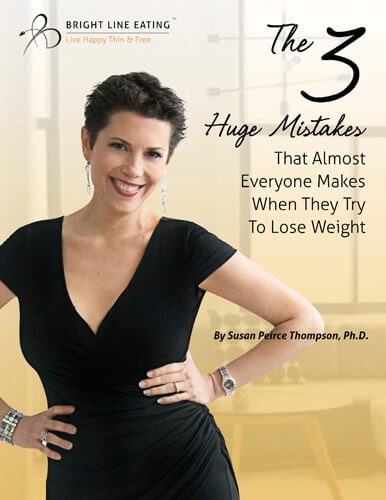 3 Huge Mistakes Everyone Makes When They Try to Lose Weight eBook